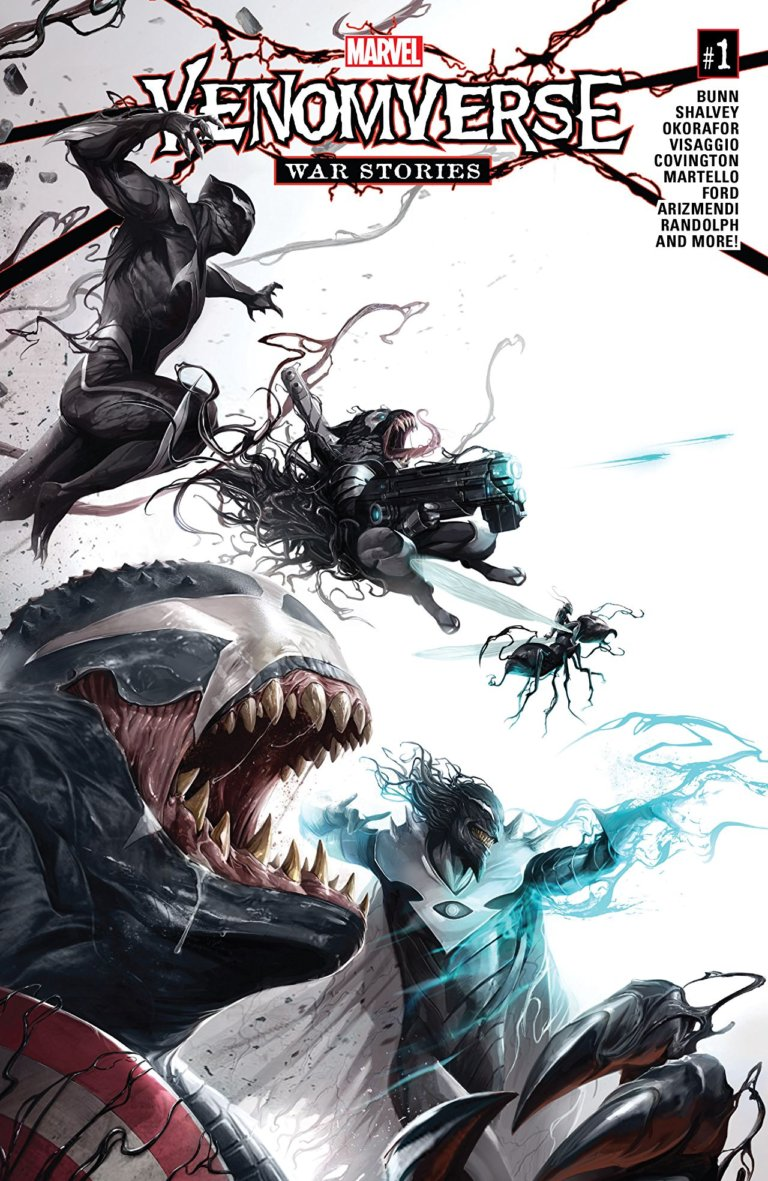 Venomverse War Stories Vol 1 #1