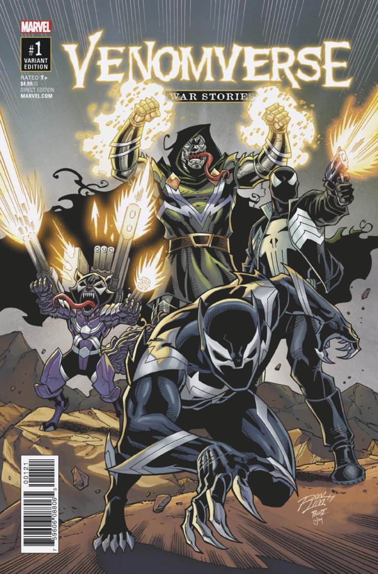Venomverse War Stories Vol 1 #1 b