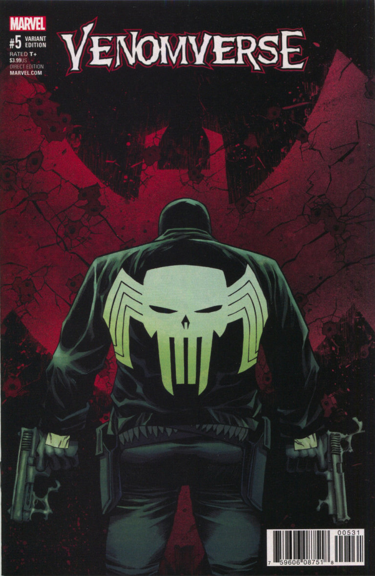Venomverse War Stories Vol 1 #1 c
