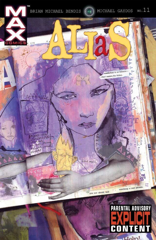 Alias Vol 1 #11
