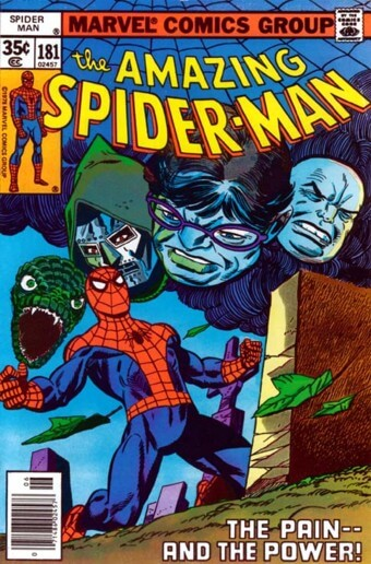 Amazing Spider-Man Vol 1 #181
