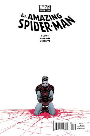 Amazing Spider-Man Vol 1 #655