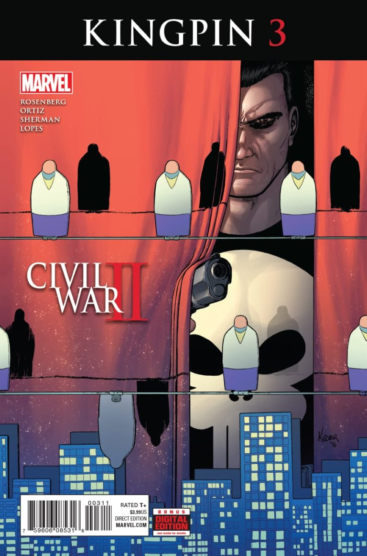 Civil War II: Kingpin Vol 1 #3