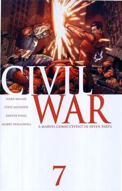 Civil War Vol 1 #7