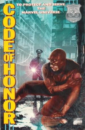 Code of Honor Vol 1 #4