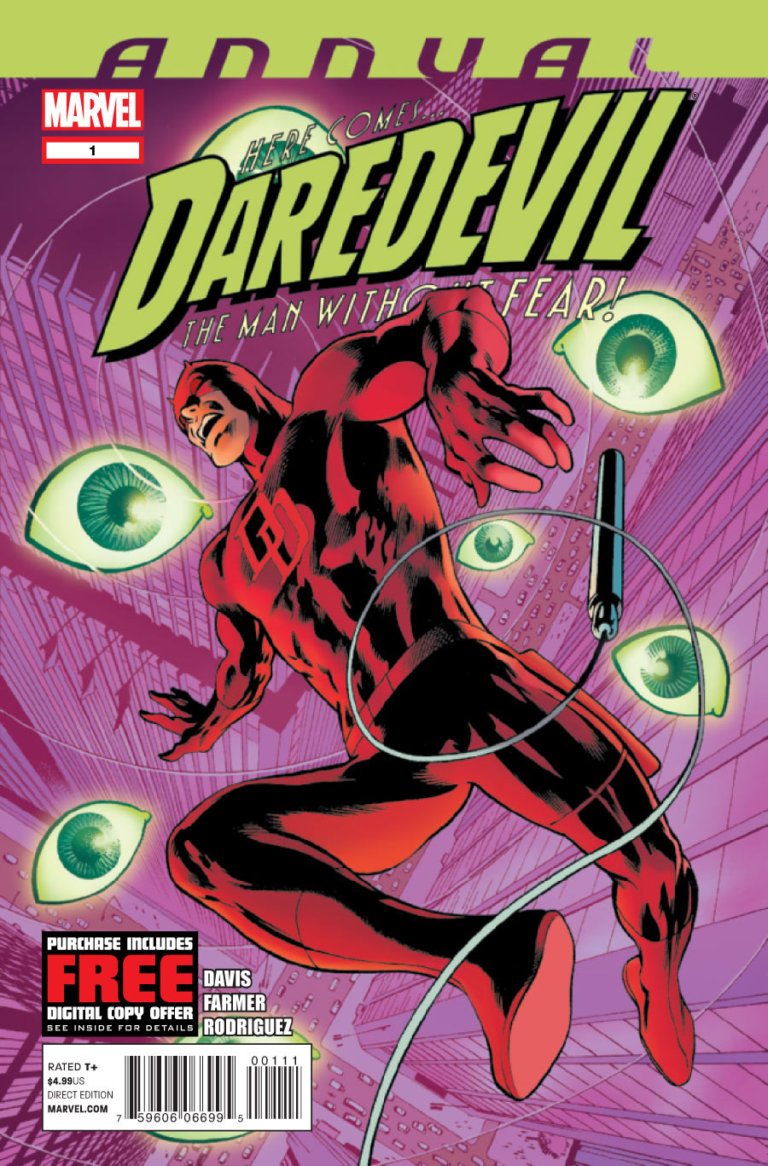 Daredevil Annual Vol 3 #1