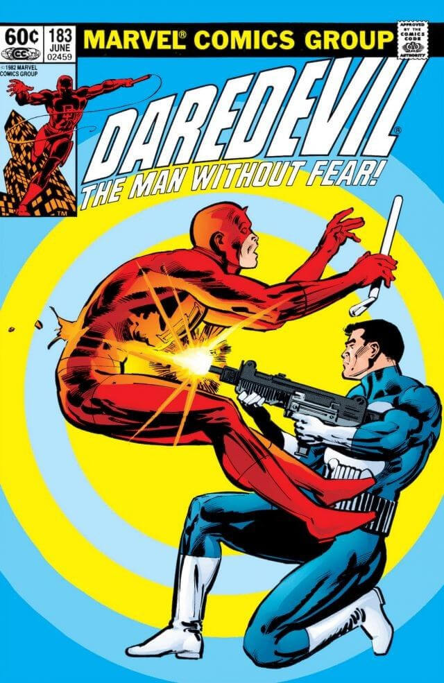 Daredevil Vol 1 #183