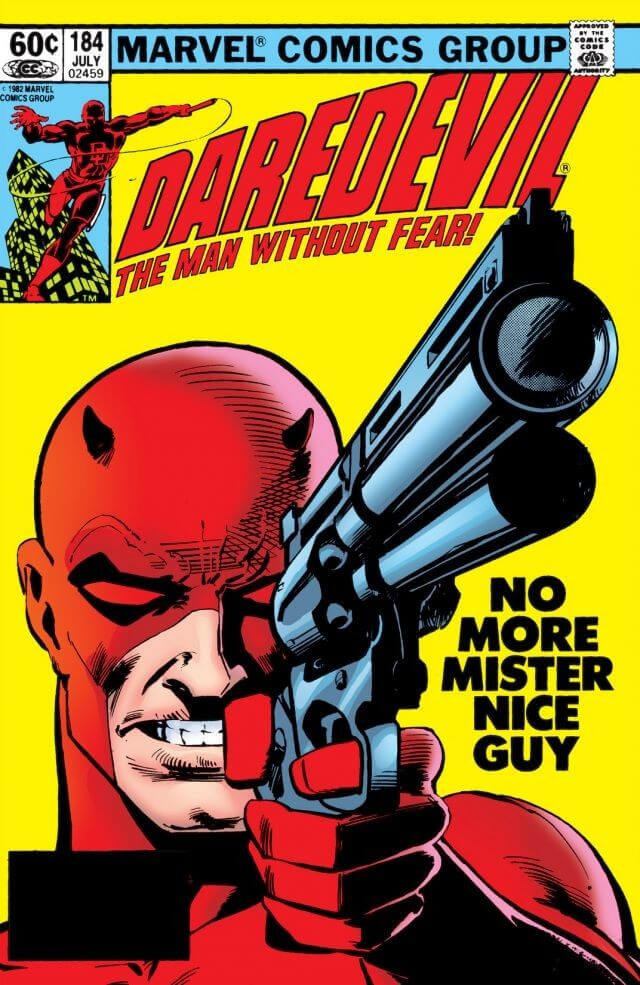 Daredevil Vol 1 #184