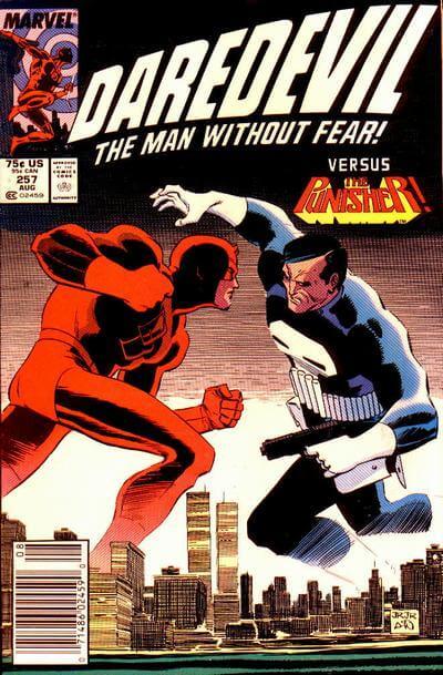 Daredevil Vol 1 #257