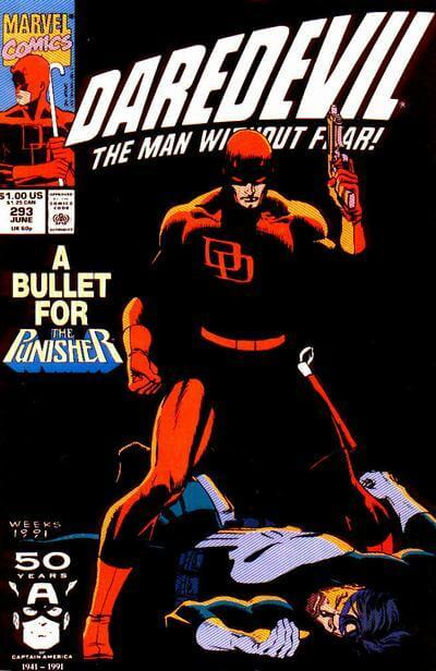 Daredevil Vol 1 #293