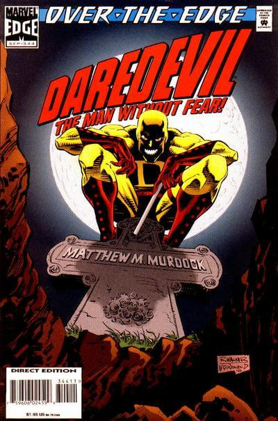 Daredevil Vol 1 #344