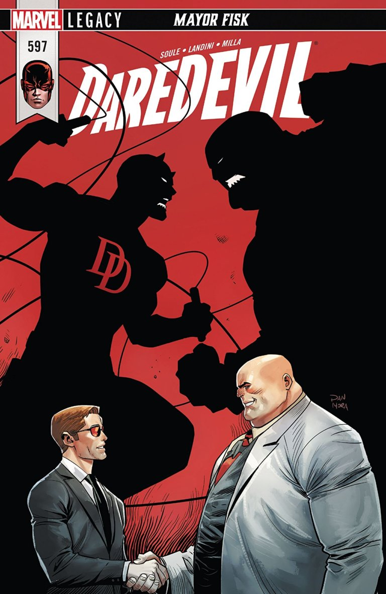 Daredevil Vol 1 #597