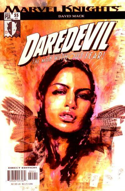 Daredevil Vol 2 #55
