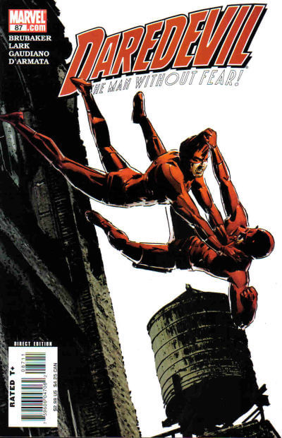 Daredevil Vol 2 #87