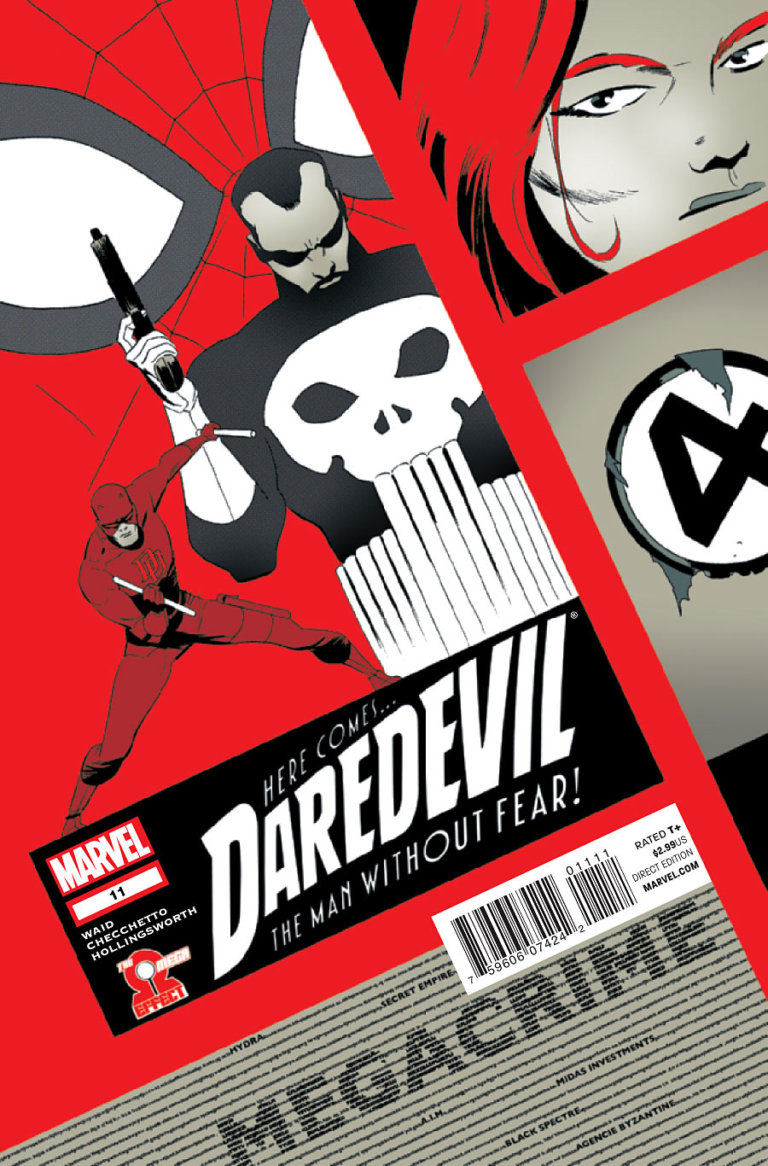 Daredevil Vol 3 #11