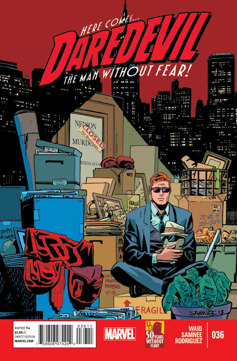 Daredevil Vol 3 #36