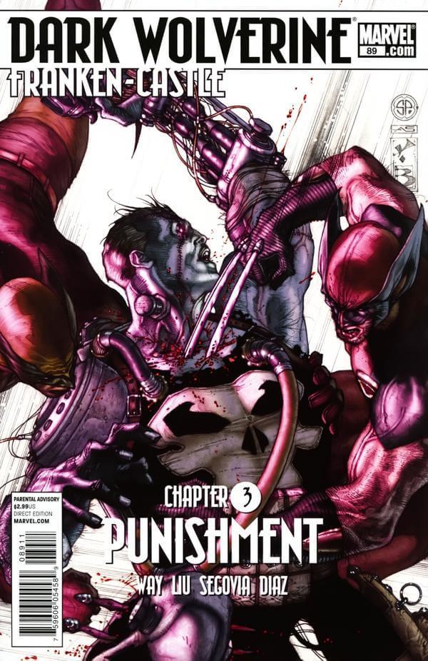 Dark Wolverine Vol 1 #89