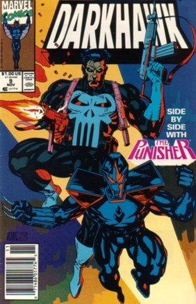 Darkhawk Vol 1 #9