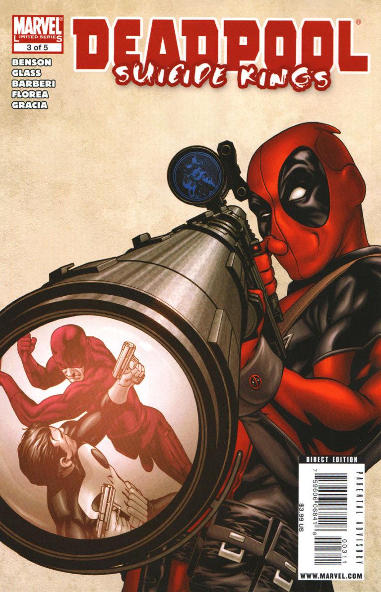 Deadpool: Suicide Kings #3