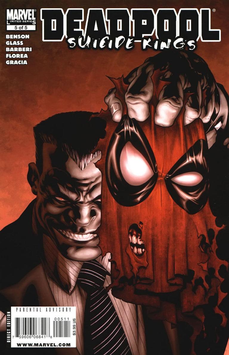 Deadpool: Suicide Kings #5
