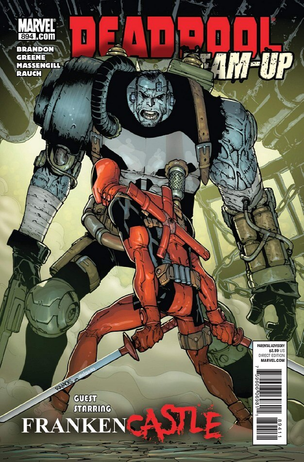 Deadpool Team-Up Vol 1 #894