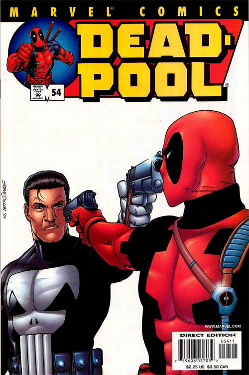 Deadpool Vol 1 #54