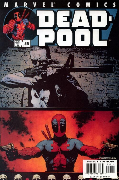 Deadpool Vol 1 #55