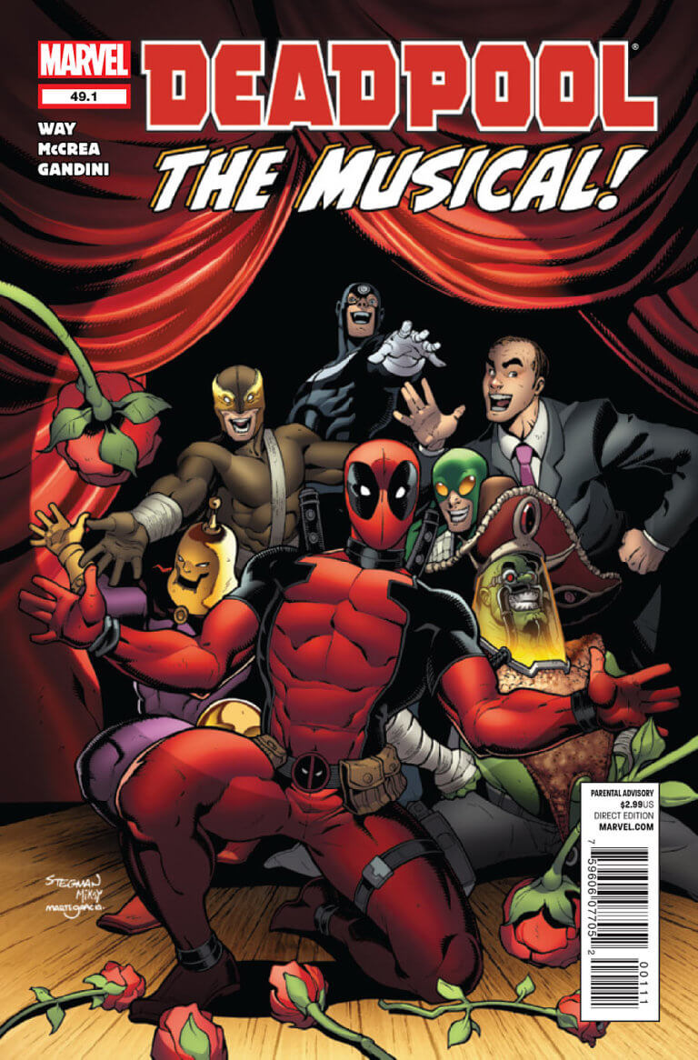 Deadpool Vol 2 #49.1