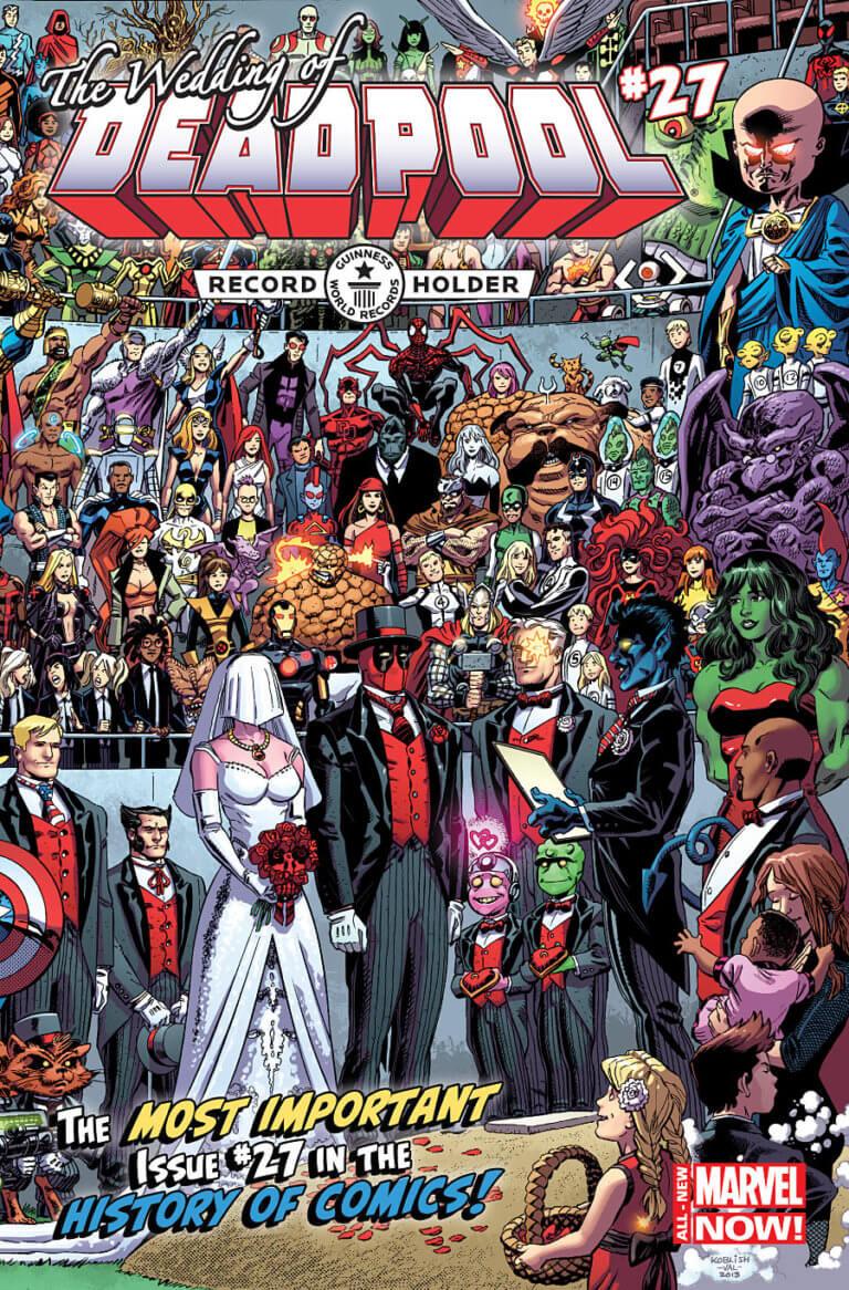 Deadpool Vol 3 #27