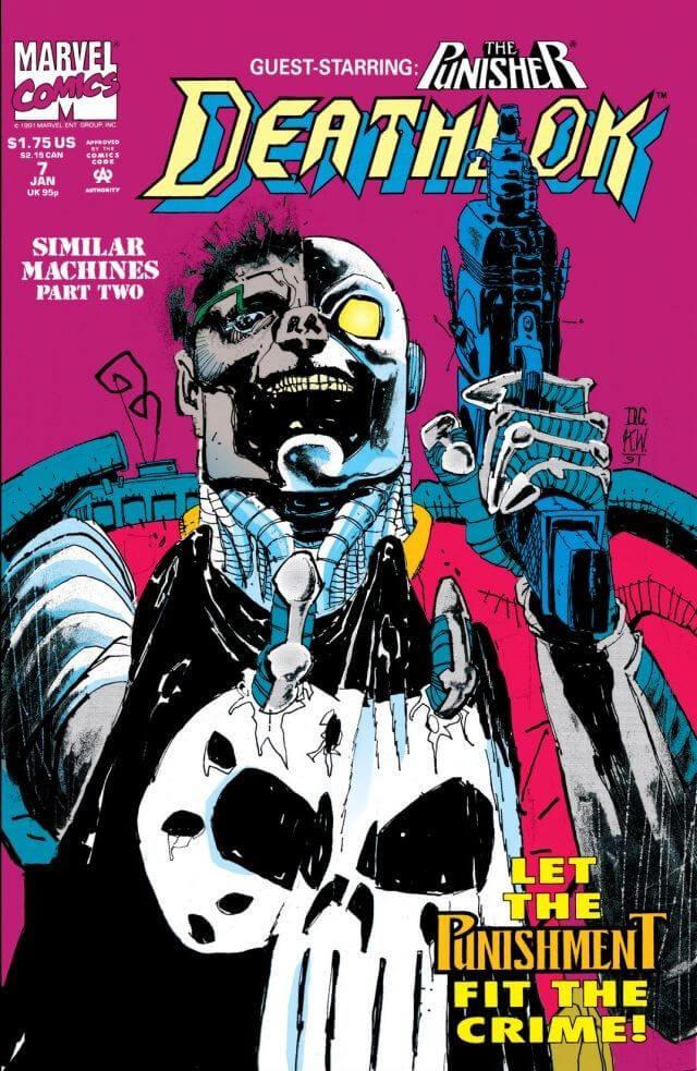 Deathlok Vol 2 #7