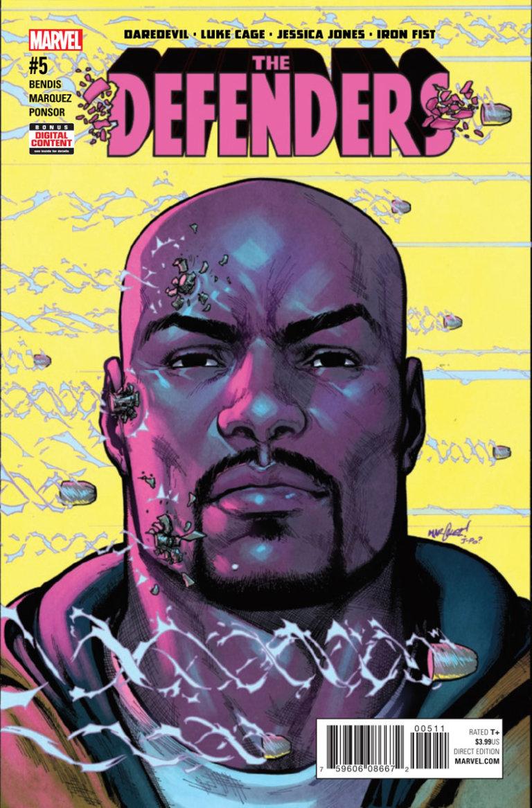 Defenders Vol 5 #5