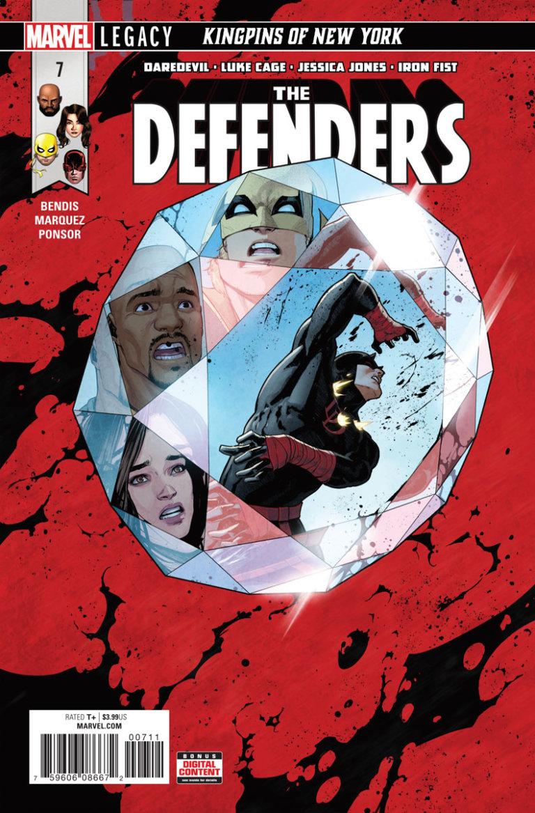 Defenders Vol 5 #7