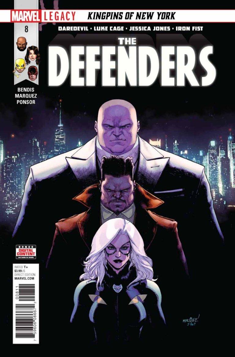 Defenders Vol 5 #8