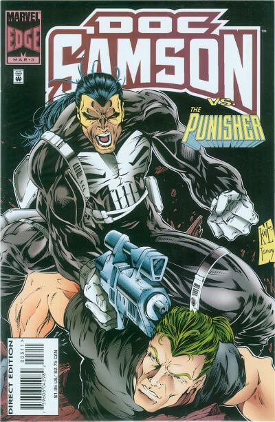 Doc Samson Vol 1 #3