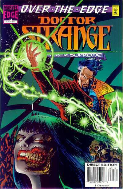 Doctor Strange, Sorcerer Supreme Vol 1 #81