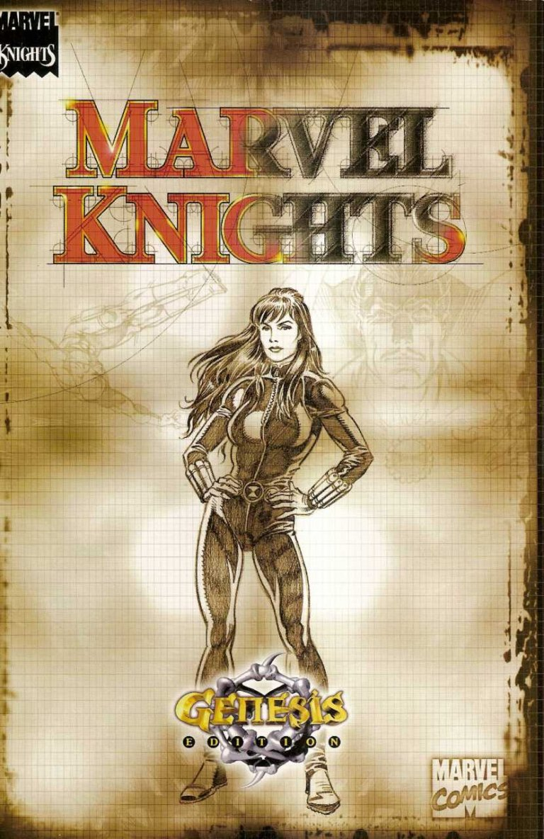 Marvel Knights Genesis Edition