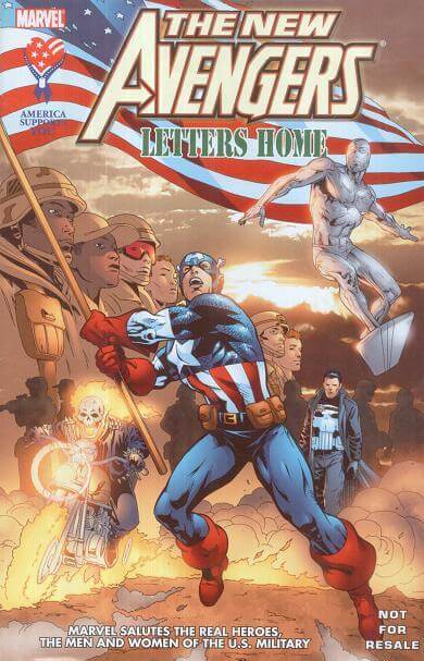 New Avengers: Letters Home