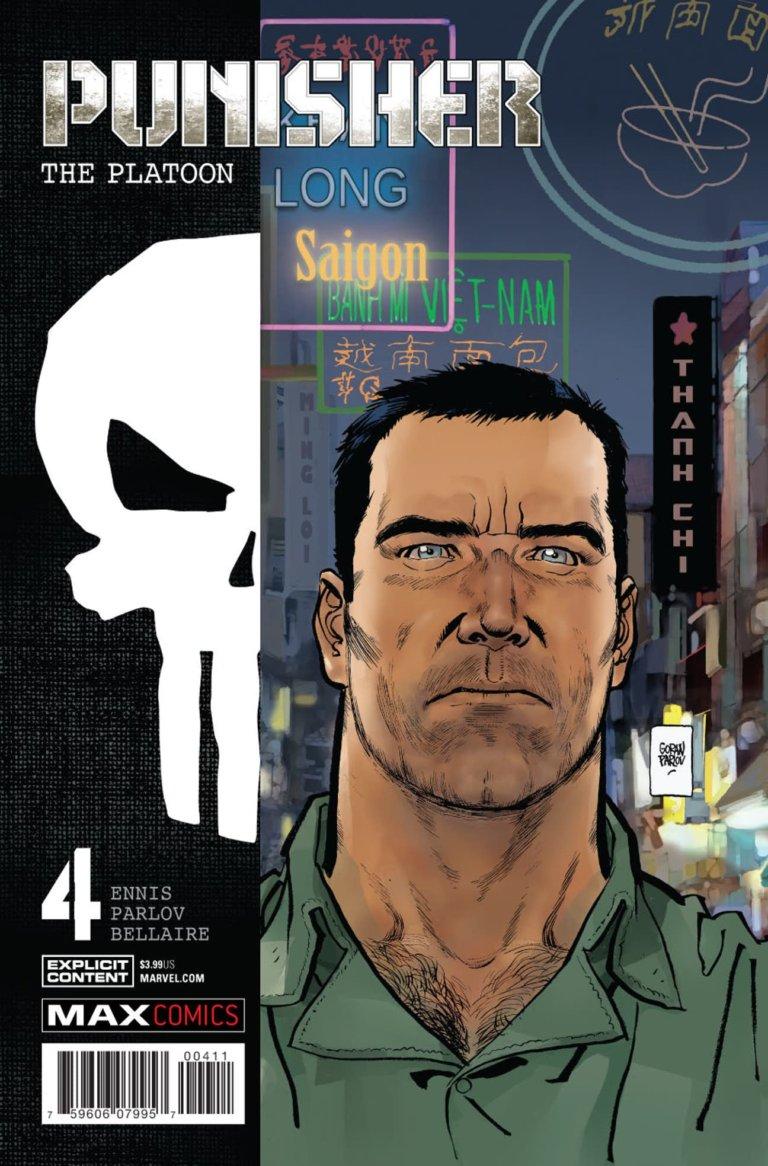 Punisher The Platoon Vol 1 #4