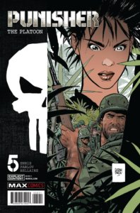 Punisher The Platoon Vol 1 #5