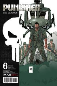 Punisher The Platoon Vol 1 #6