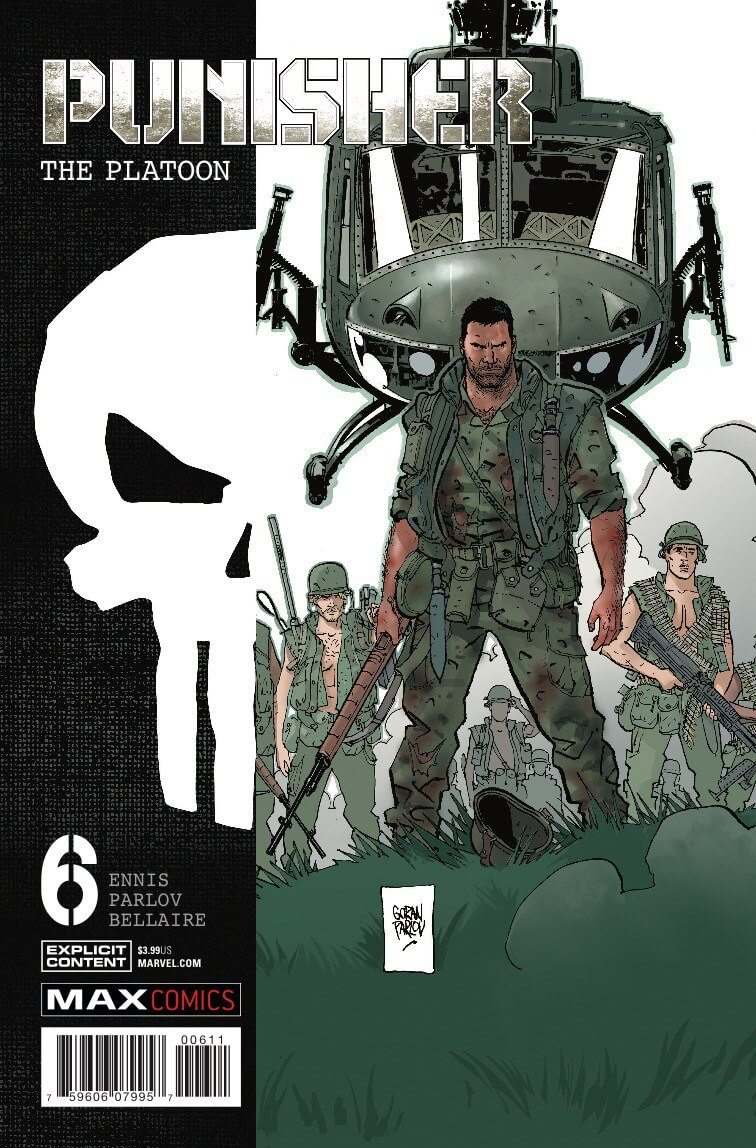 Punisher The Platoon Vol 1 #6