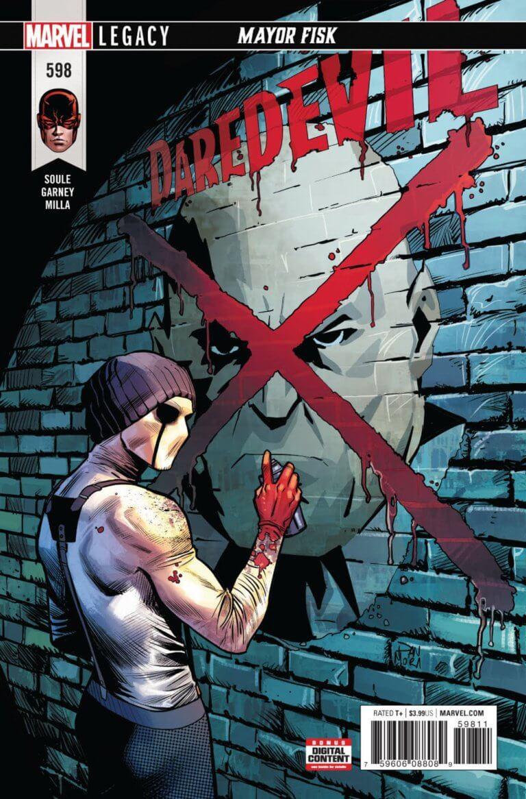 Daredevil Vol 1 #598
