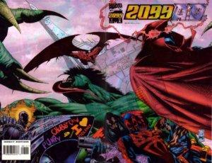 2099 A.D. Vol 1 #1