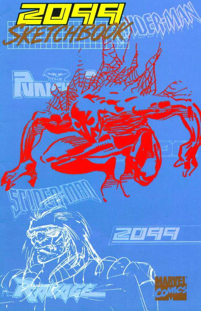 2099 Sketchbook