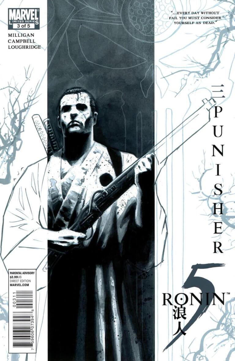 5 Ronin Vol 1 #3