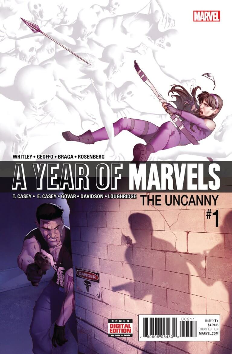 A Year of Marvels: the Uncanny #1
