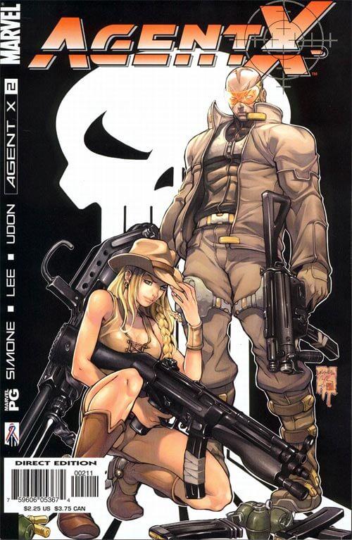 Agent X Vol 1 #2