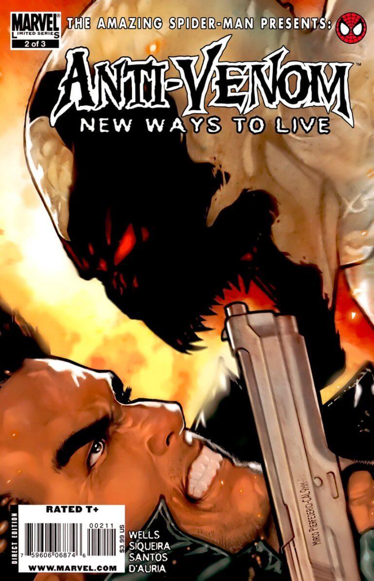 Anti-Venom: New Ways to Live Vol 1 #2