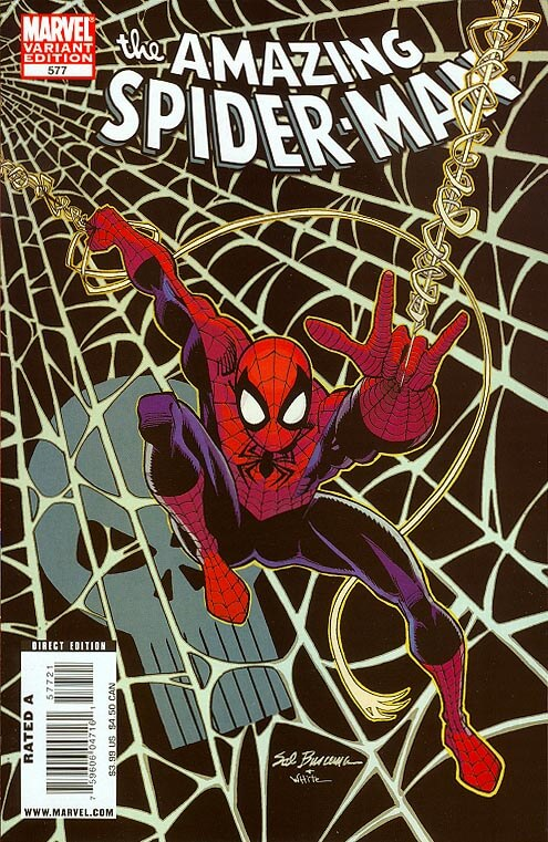Amazing Spider-Man Vol 1 #577 b
