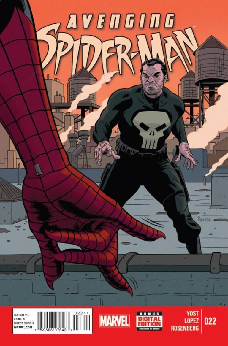Avenging Spider-Man Vol 1 #22